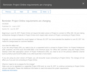 ProjectOnline-RequirementsChange