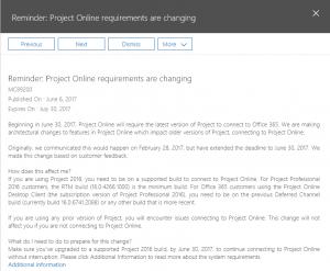 ProjectOnline-RequirementsChange